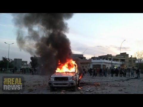 Libya Three Years Later - Chaos and Partition
