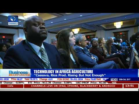 Technology To Feed Africa Already Exists - Akinwumi Adeshina |Business Incorporated|