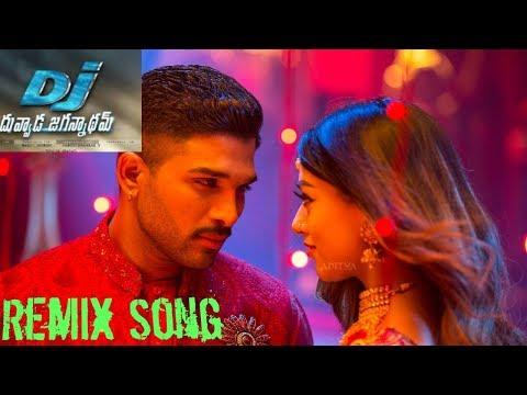 Telugu mix || Telugu mash up || dj & Naa Peru Surya movie songs || Allu Arjun