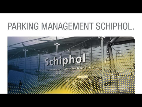 Parking management system at Schiphol Airport (Netherlands)