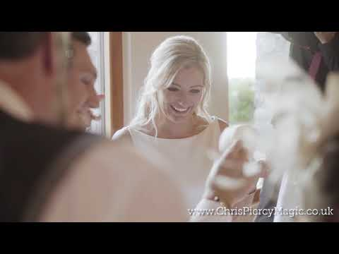 Chris Piercy Magic Wedding Showreel
