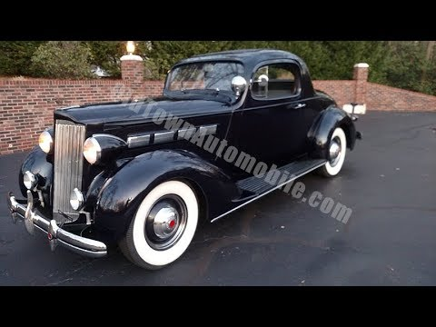 1937 Packard Business Coupe for sale Old Town Automobile in Maryland