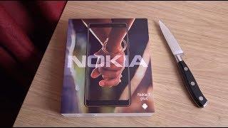 Nokia 7 Plus - Unboxing! (4K)
