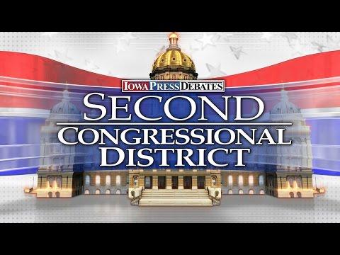 Iowa Press Debates: Second Congressional District