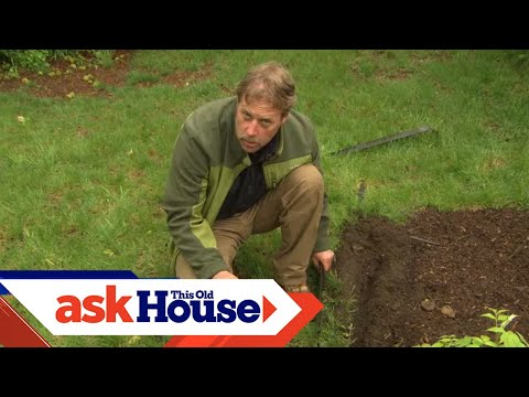 Ask Roger: Using Landscape Edging