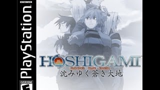 Let's Play Hoshigami: Ruining Blue Earth [Part 1] - Mercenaries