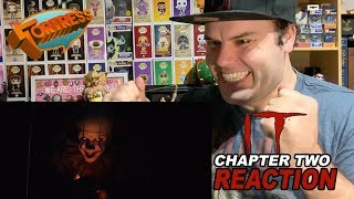 IT Chapter Two Teaser Trailer REACTION
