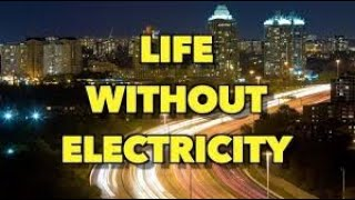 No Power, Electricity pollution, Why fresh life, Lifestyle suggestions