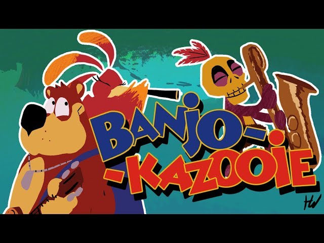 Banjo Kazooie: Main Theme | Animated Cover