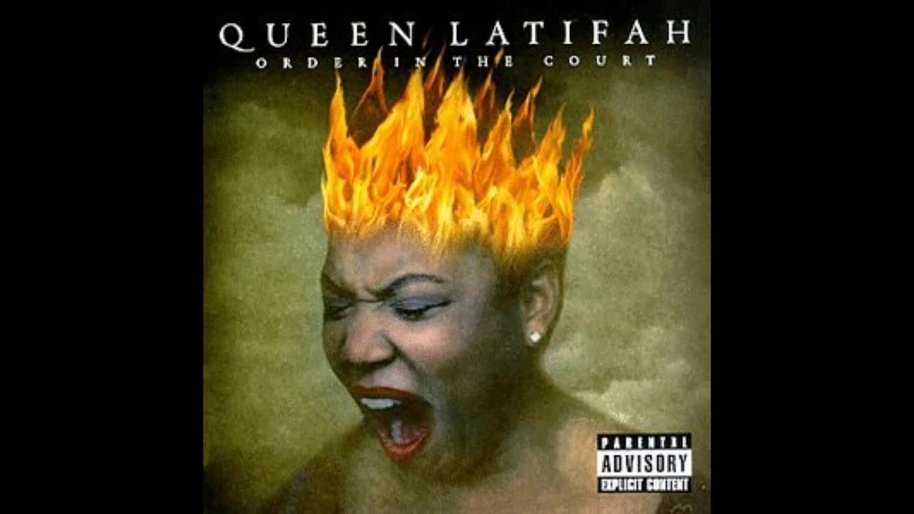 Queen Latifah - Keep Your Head to The Sky (Japan bonus track)