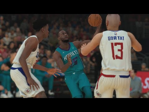 Charlotte Hornets vs Los Angeles Clippers NBA Today 1/8/2018 | Clippers vs Hornets Full Game