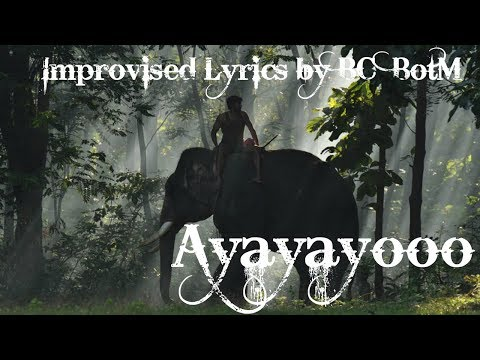 Improvised Lyrics | Kumki | Mr Earphones ( BC_BotM )