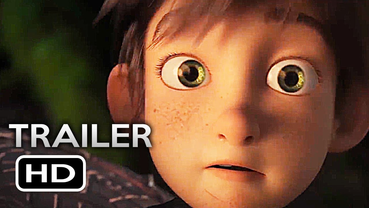 How to Train Your Dragon 3 NYCC Trailer (2019) The Hidden World Animated Movie HD