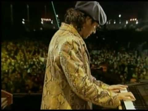 Jean Michel Jarre - Oxygene in Moscow. Live 1997.