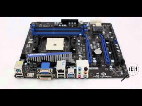 MSI A75MA-G55 HDDBackup New