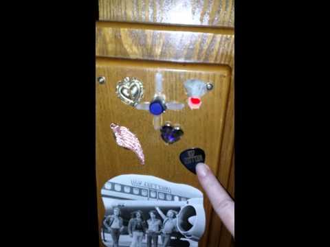 Led Zeppelin Angel Trigger box
