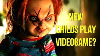 NEW CHUCKY VIDEOGAME BEING MADE?