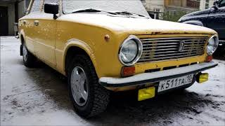 Пружины KILEN из Швеции на ВАЗ 2101 классика - Желтая Копейка - Часть 18