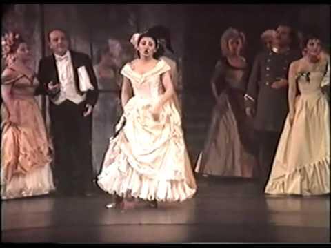 J  Strauss, Zemsta nietoperza, Aria Adeli, I