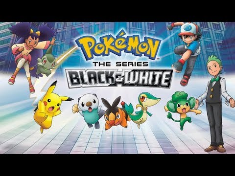 Pokemon (Season 14) Black And White Hindi Dubbed  Episodes Download