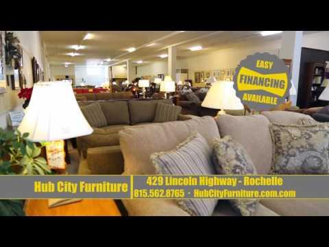 Hub City Furniture In Rochelle, IL