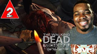 Walking Dead Michonne Episode 2 Gameplay Walkthrough Part 2 - Home Sweet Home - Lets Play