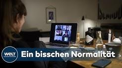 LEBEN HINTER BILDSCHIRMEN: Videochats als Verbündeter gegen Unfreiheit und Einsamkeit
