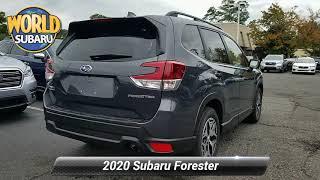 New 2020 Subaru Forester Premium Tinton Falls NJ 19204