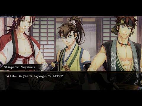 Hakuoki: Kyoto Winds[Chapter 1-part 1]