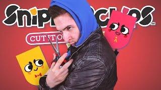 HOOP DREAMS • SnipperClips Gameplay