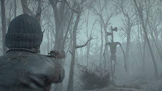 Fallout 4 but Modded into a HORROR GAME