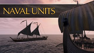 Total War: Attila - NAVAL UNITS - (Rosters & Review)