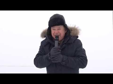глава Мегиона Олег Дейнека поздравил с наступающим Новым годом