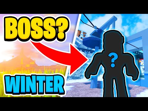 Is This The Upcoming Winter Boss? Mad City