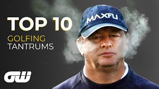 Top 10: GOLFING TANTRUMS | Golfing World