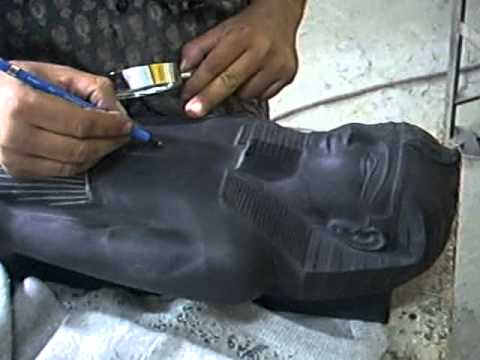 carving basalt ston ,granite in egypt by wagdy fathy(peter.pavly@yahoo.com) tel 0174555439