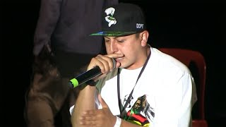 BTU de Huancayo en vivo Pura Calle 2014, rap peruano hiphop4