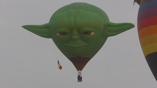 Special-Shaped Hot Air Balloons | GRBR2015