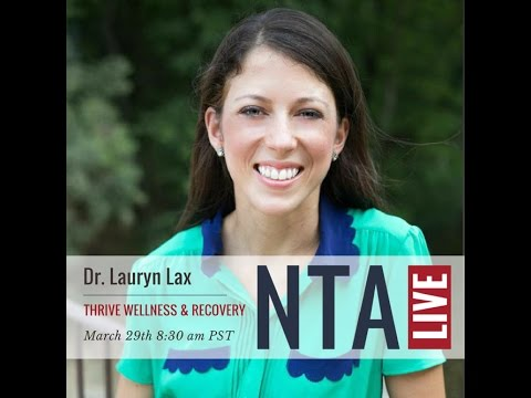 Meet Nutritional Therapy Graduate, Dr  Lauryn Lax - Facebook Live Recording