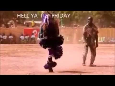 ITS FINALLY FRIDAY BY GEORGE JONES - YouTube