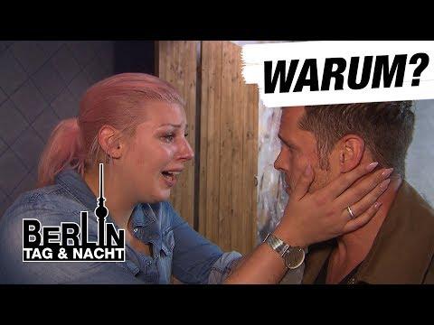 Berlin - Tag & Nacht - Paulas Welt liegt in Trümmern! #1546 - RTL II