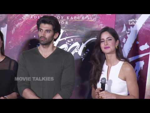 Katrina Kaif's Reaction To Love Making Scenes In Fitoor Movie