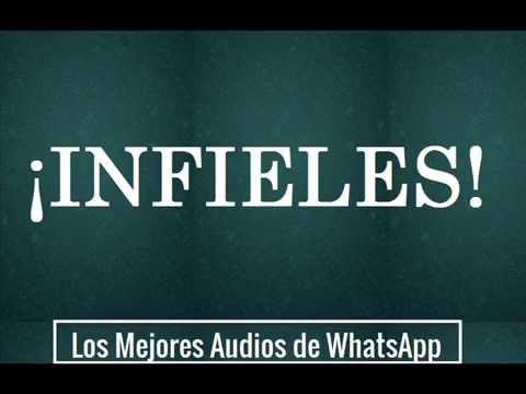 Infieles - Los Mejores Audios De WhatsApp