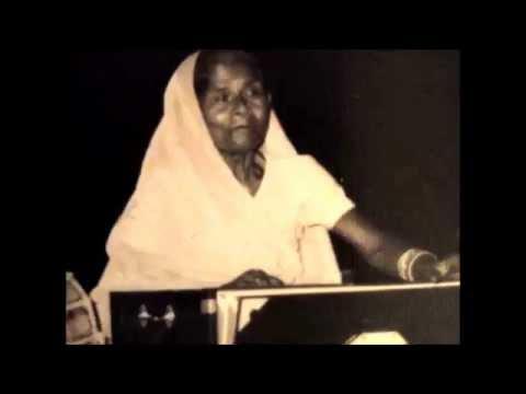 Aseemun, Awadhi folk singer