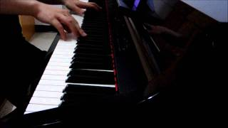 อย่าเอาความเหงามาลงที่ฉัน (piano cover)