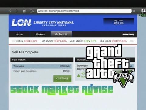 gta v stock market guide lifeinvader