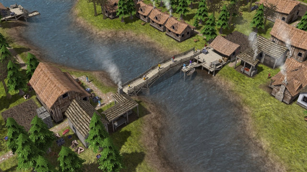 Banished Review - YouTube