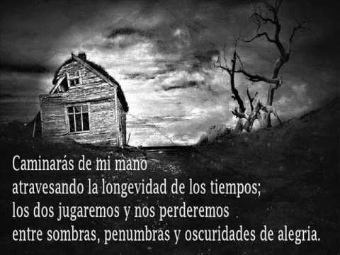 poemas goticos de amor