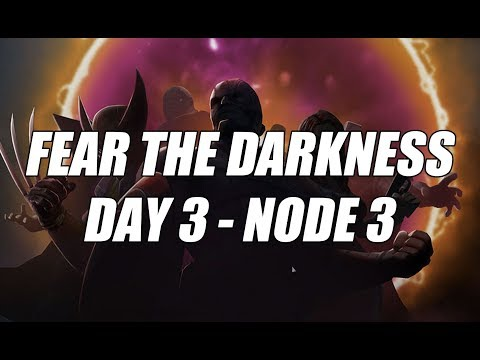 Fear the Darkness - Node 3 - Marvel Strike Force