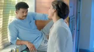 Gambar cover Theri romantic scene , vijaY and  Samantha ..